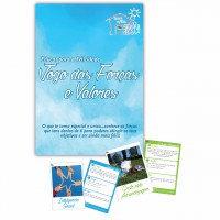 Jogo de Cartas - 'Educar para a Felicidade: Jogo das Forças e Valores'