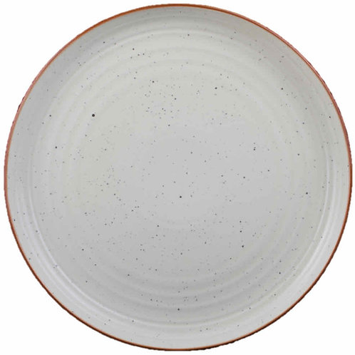 Coupe Plate, 27 cm - Ariane Artisan Coast (Set of 6)