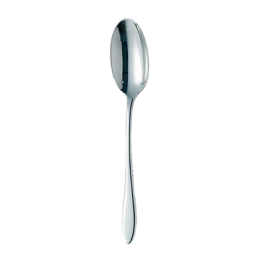 Dessert Spoon, RVS, L: 18.5 cm - Chef & Sommelier Lazzo (Set of 12)