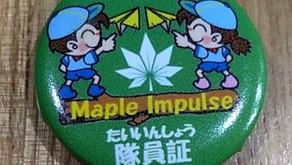 【ビーバー隊】いけ!メイプルインパルス