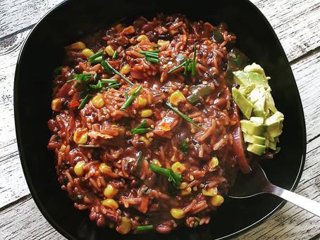 Veganes Chilli sin Carne