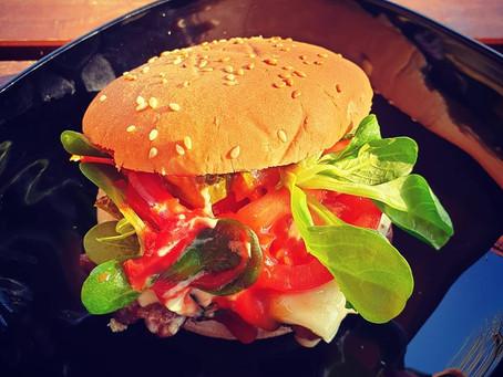 Burger fürs Grillen/Barbecue