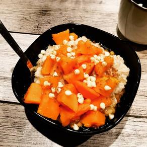 Papaya Porridge