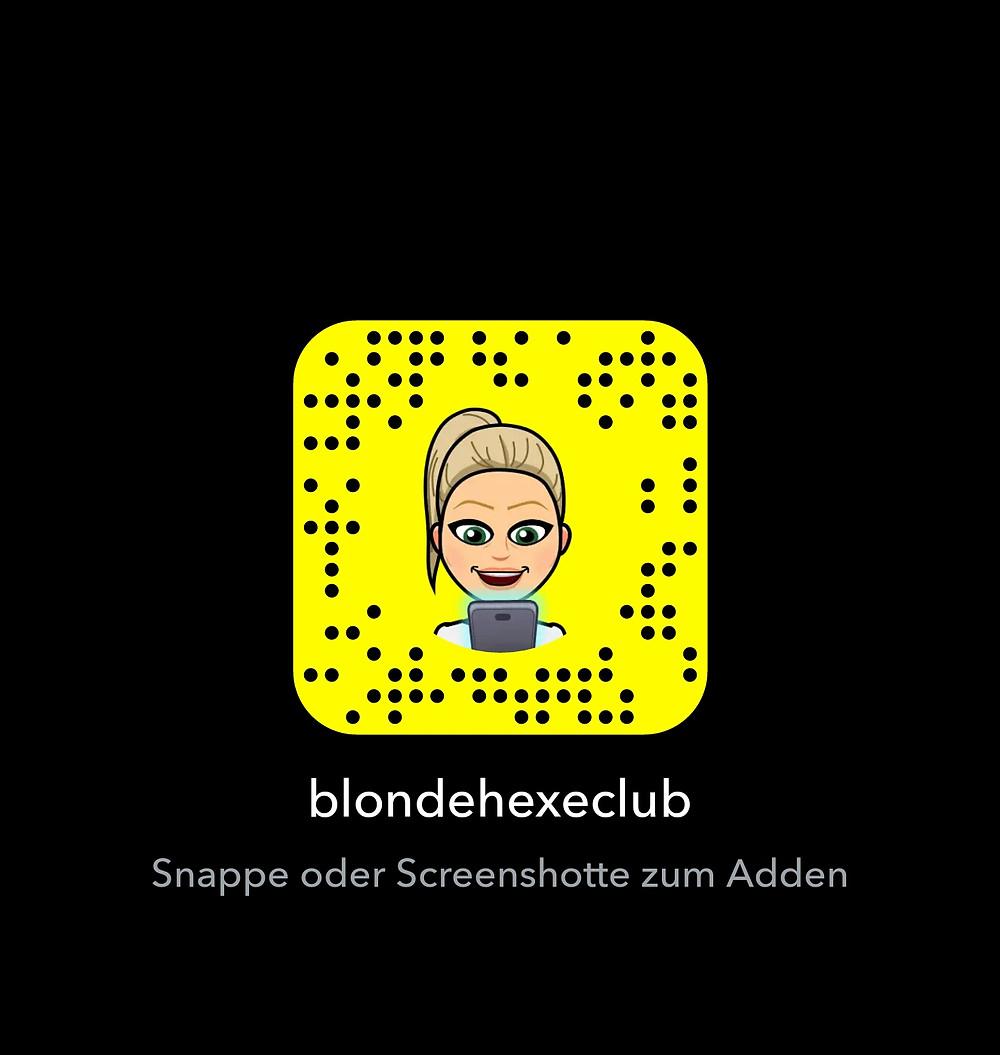 blondehexe snapchat