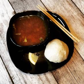 Vegan gefüllte Bao Buns / stuffed Baozi