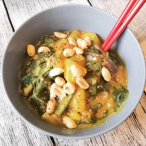 One- pot Kartoffel Curry