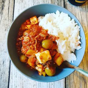 Reis Bowl nach mexikanischer Art