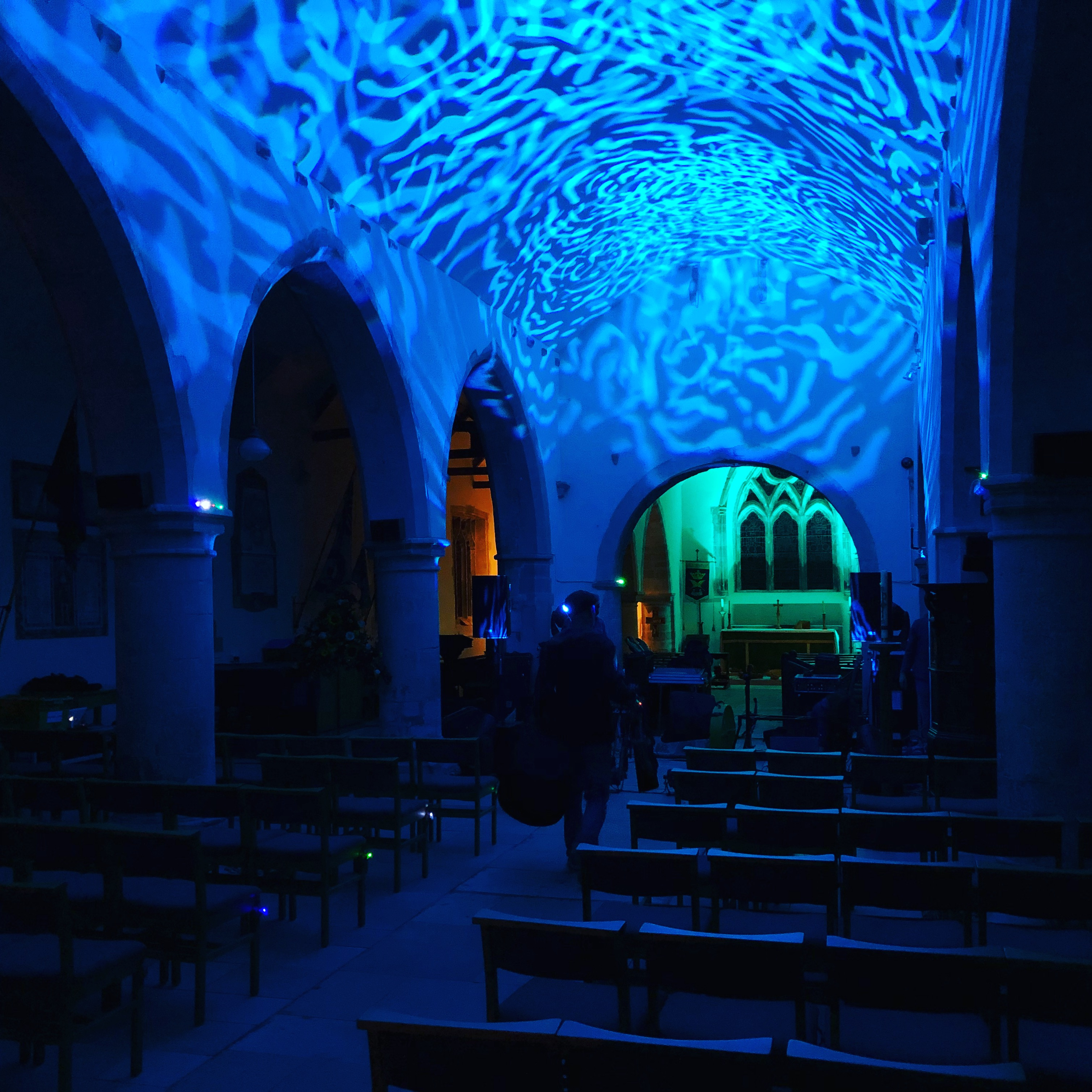 Church Event Lighting