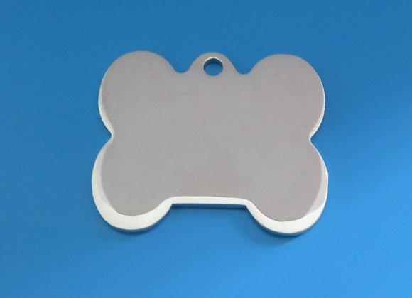 Luxury Bone Dog Tag