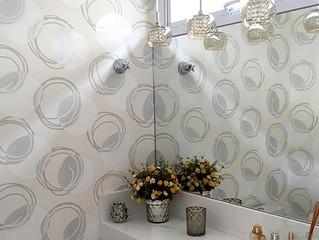 Como escolher Papel de Parede para Banheiros