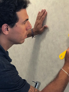 12 Passos de Como fazer Instalação de Papel de Parede