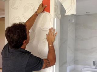 Papel de parede, um Revestimento Sustentável