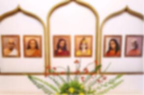 Retiro de Armação - Templo & Mestres da SRF - Meditação