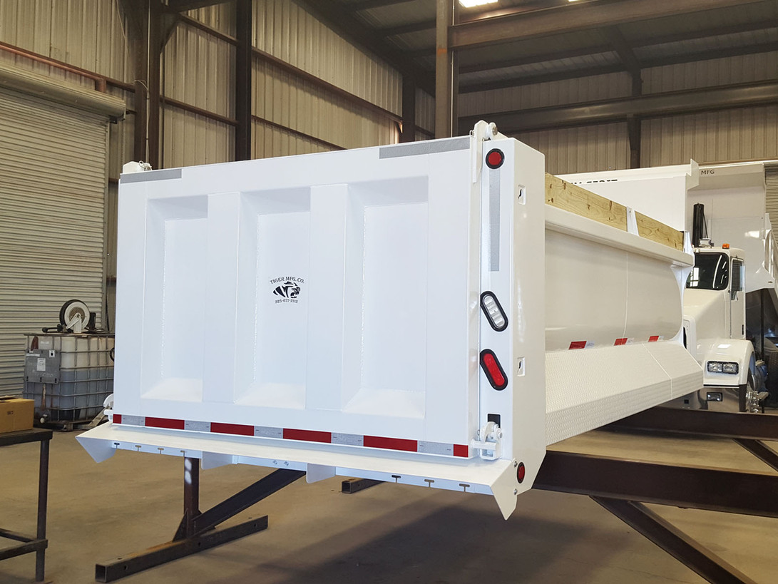 "Tiger Manufacturing 12', 14', Or 16"" Dump Bed Bodies"
