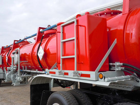 Tiger Manufacturing Gel Slurry Transport Trailer