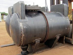 Tiger Manufacturing DOT 412 Twin Acid Tanks