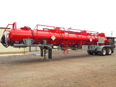 Gel Slurry Transports