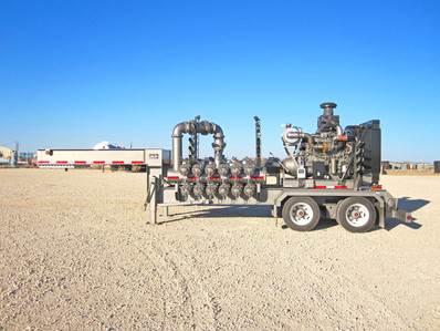 Transfer/Charge Pump Trailer
