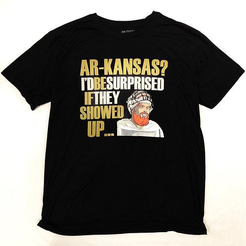 """""""AR-KANSAS"""" Performance T-Shirt"""