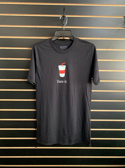 """Earn It"" Collection: ""Earn It"" Performance T-Shirt"