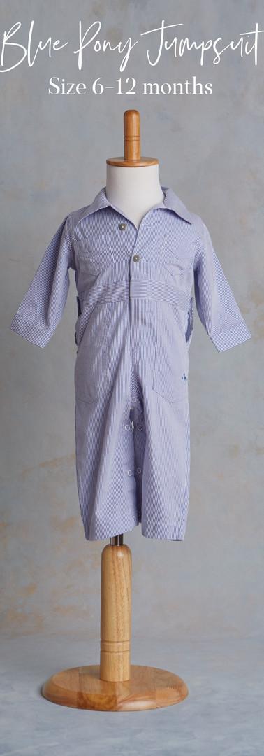Size 6-12 months Blue Pony Jumpsuit.jpg