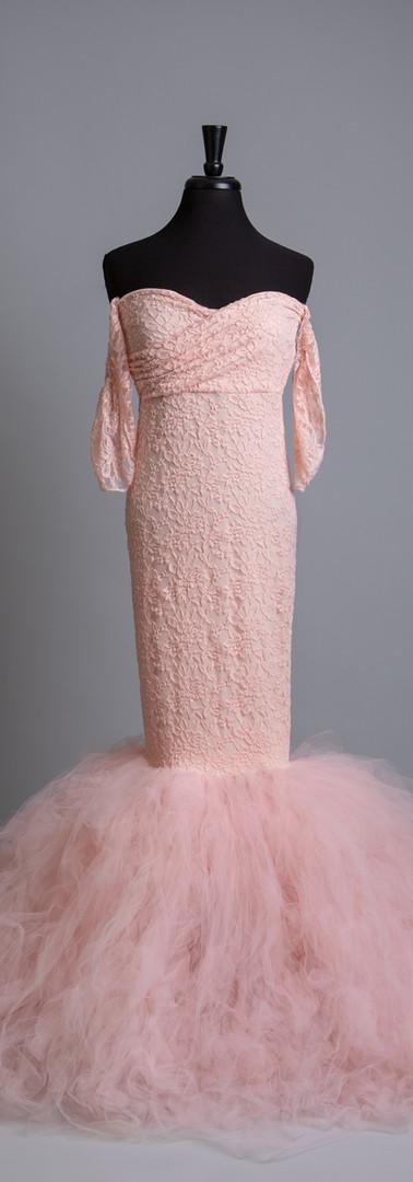 Maternity Motherhood Gowns Agneshka Pink