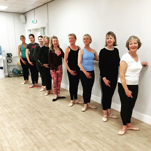 Adult ballet is the highlight of my week! No matter your age or experience it's never too late to ta