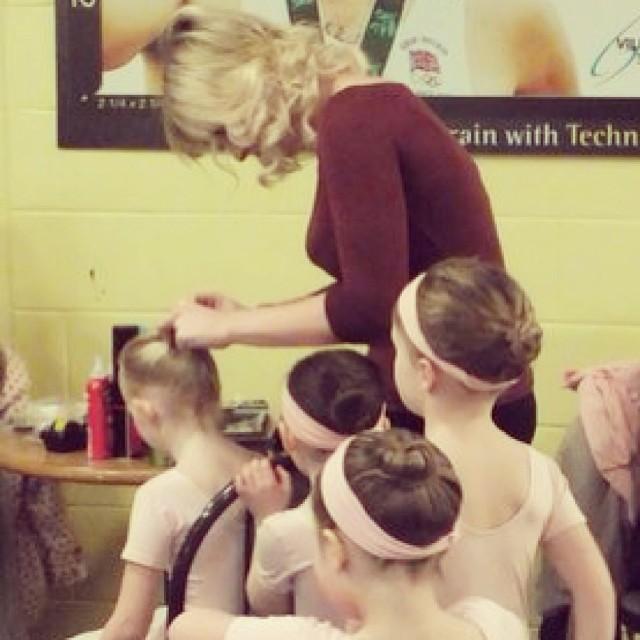 Typical ballet prep! #dance #cute #ballet #exams