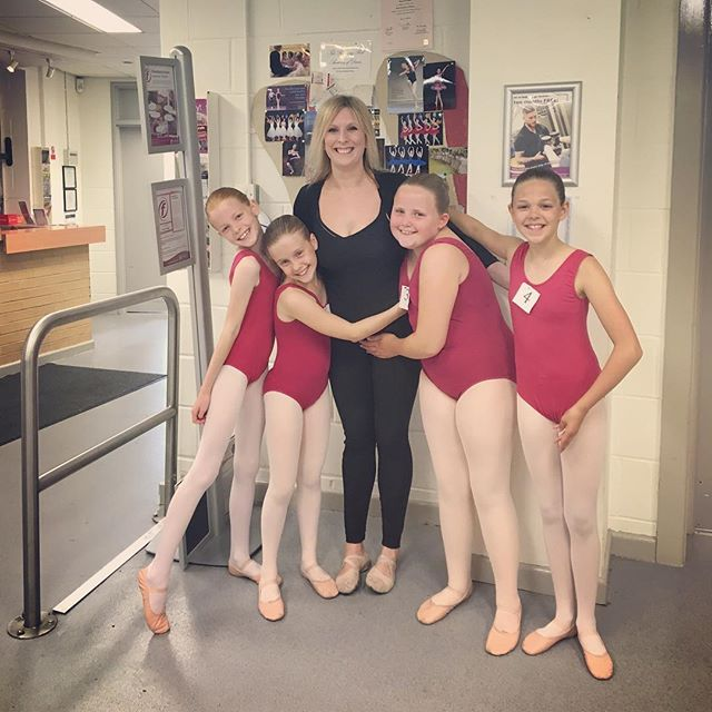 I couldn't #love my job any more! #rad #radexams _royalacademyofdance #ballet #mydance #RADPhotoComp