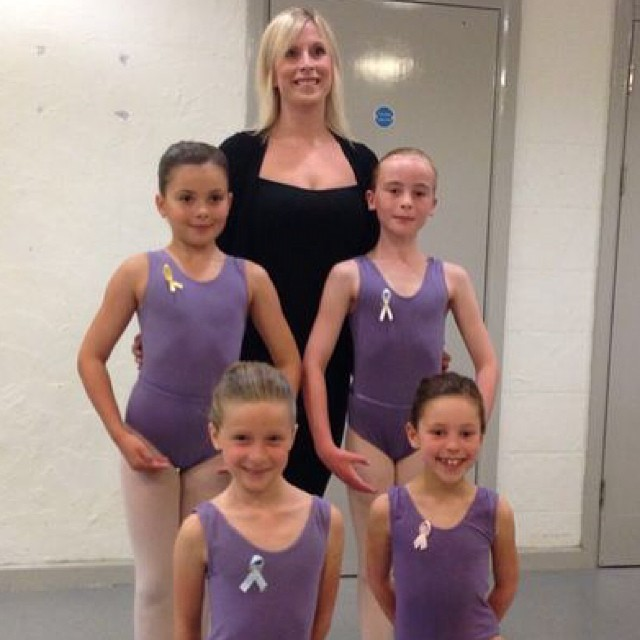 36 students took their #RAD exams today at The Rosemary Bell Academy of Dance. I am a very proud tea