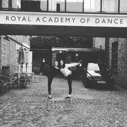 #friends that #dance together stay together!! So much love for this girl
