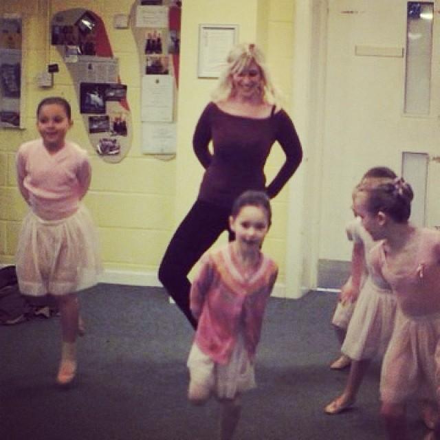 #practice #rehearsal #ballet #dance #cute