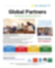 Global Partner Seminar Series Flyer REVI