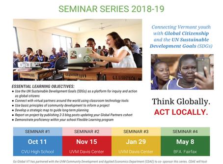 Introducing Our New Global Partner Seminar Series