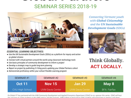 Introducing Our New Global Partner Seminar Series