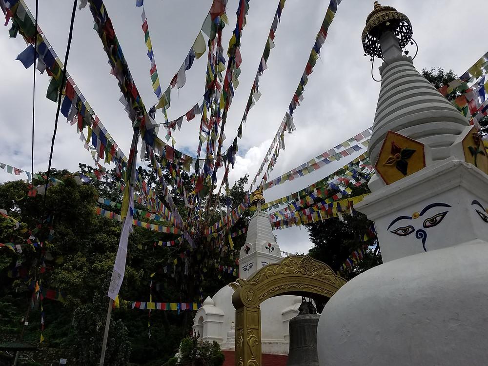 Swayambhunath (Monkey Temple), Kathmandu, Nepal
