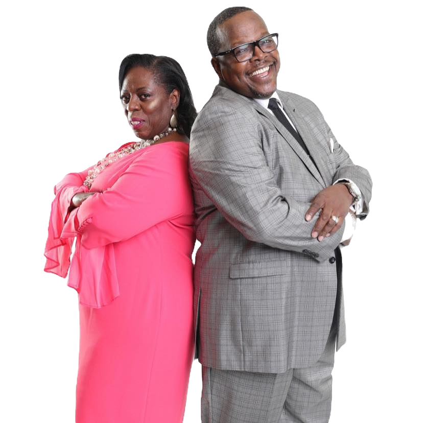 Bishop Milton C. Woods and Pastor Lady Brenda Woods
