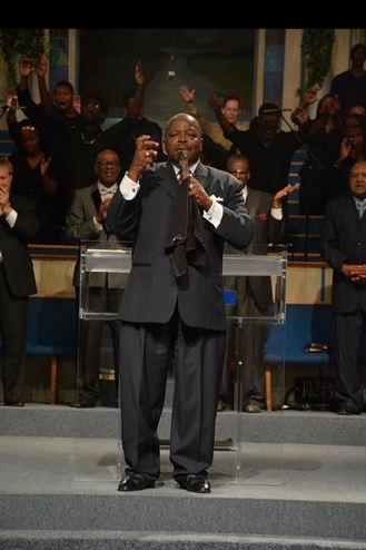 Preach Bishop Milton C. Woods Preach!
