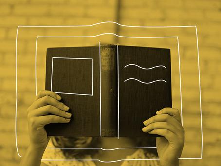 A importância de um bom design para capas dos livros