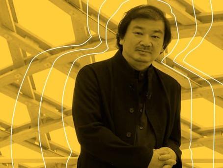 Shigeru Ban, tubos de papel e causas humanitárias