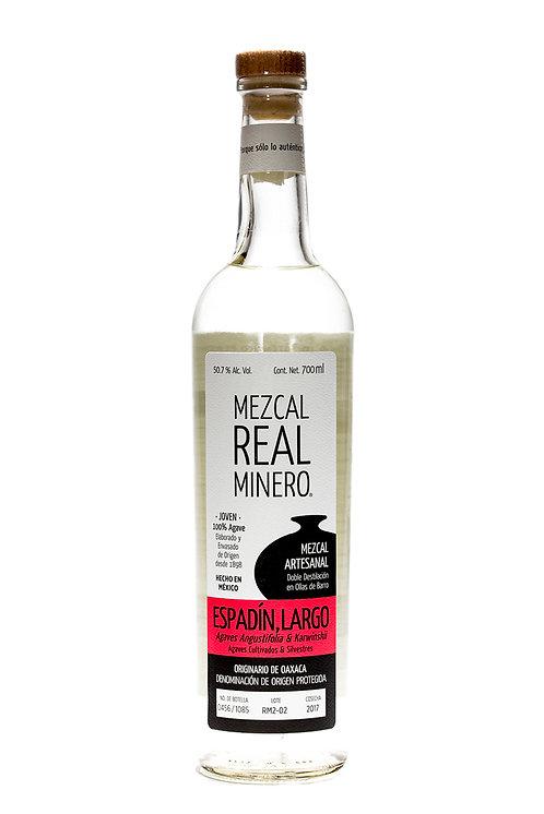 Real Minero Mezcla II - Espadin Largo