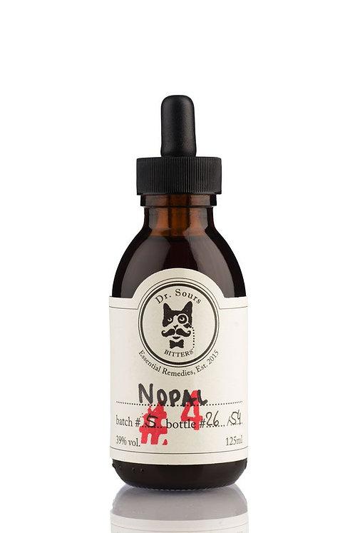 Dr Sours Bitter Nopal