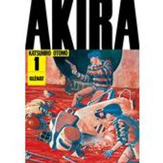 AKIRA (NOIR ET BLANC) - EDITION ORIGINALE - TOME 01