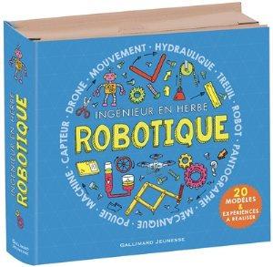 ROBOTIQUE - INGENIEUR EN HERBE