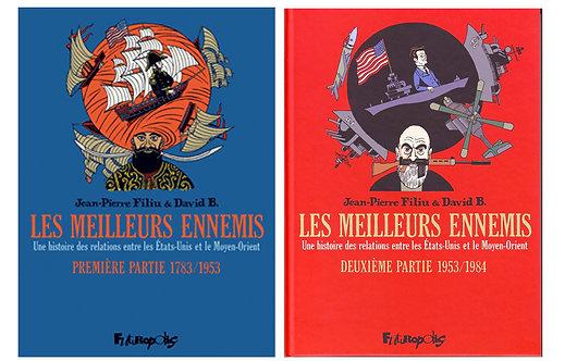 LES MEILLEURS ENNEMIS (TOME 2-DEUXIEME PARTIE : 1953-1984)
