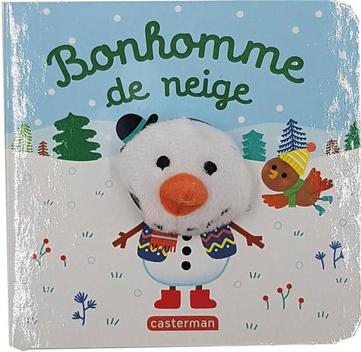 BONHOMME DE NEIGE - AUDIO