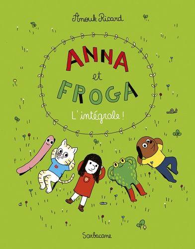 ANNA ET FROGA (INTEGRALE)