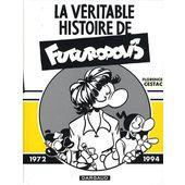LA VERITABLE HISTOIRE DE FUTUROPOLIS