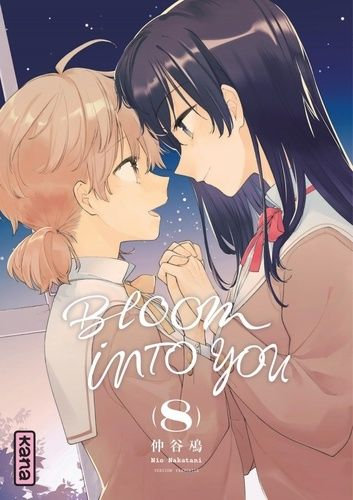 BLOOM INTO YOU - TOME 8