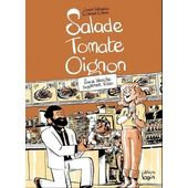 SALADE TOMATE OIGNON - SAUCE BLANCHE SUPPLEMENT FRITES